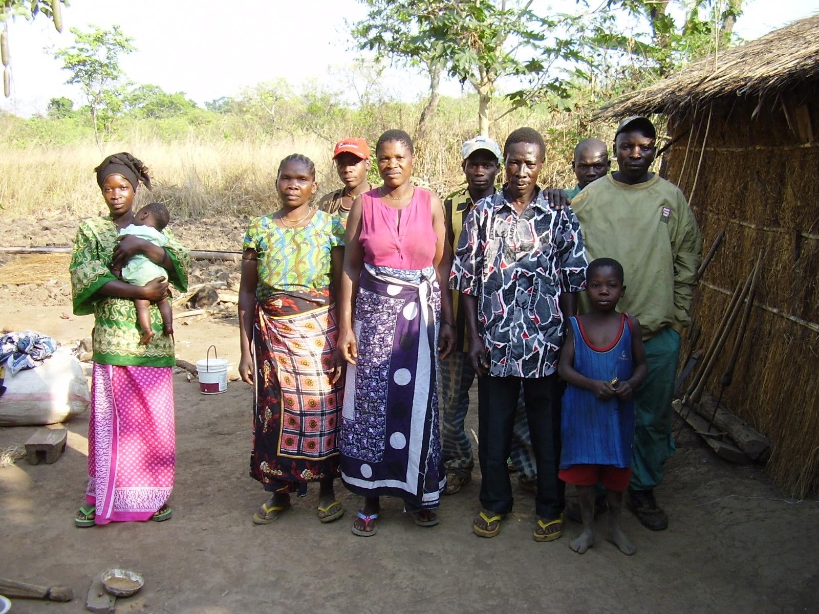 Fauna and Flora International a Ntakata Village Land Forest Reserve